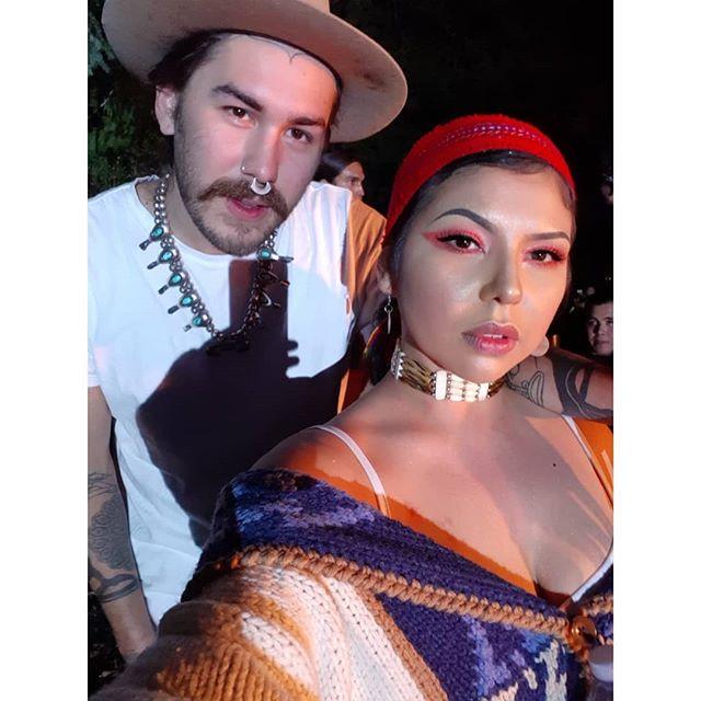 Boujee Native Music Video Shoot