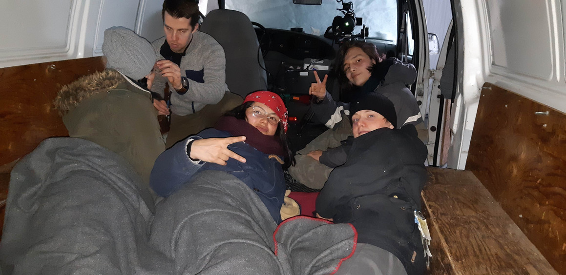 Polar Tour Actors