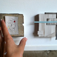 Two Smallditch Wood Constructions 2013