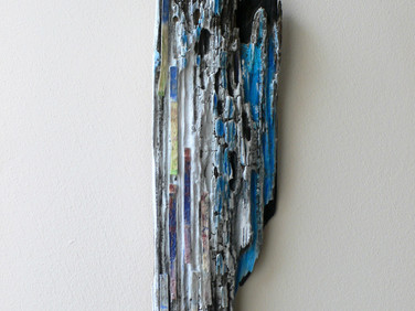 Small Driftwood Plaque, 2008