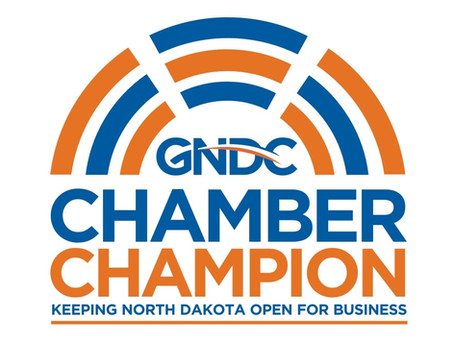 Beadle named 2019 Chamber Champion
