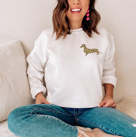 Cheetah Breed Sweatshirt
