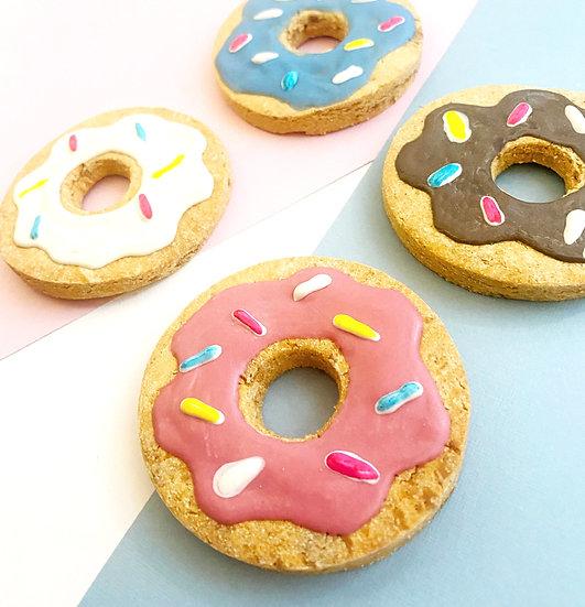 Sprinkle Doggy Doughnuts