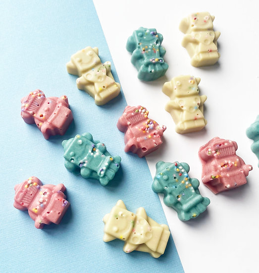 Party Robots Doggy 'Chocolates'