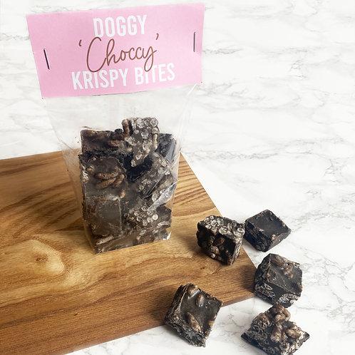 'Choccy' Krispy Bites