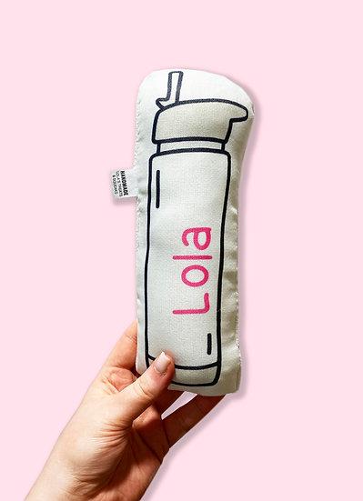 Love Island Water Bottle Toy