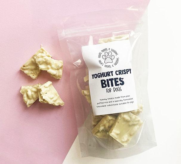 Doggy Yoghurt Crispy Bites