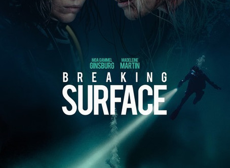 Signed on to score Breaking Surface