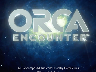 Orca Encounter Soundtrack Release