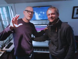 In the Studio with Rockstar Page Hamilton
