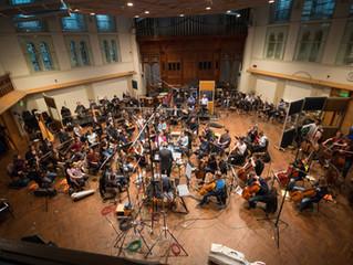 Orca Encounter - Orchestra Recording in London