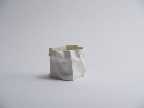 """photophore """"papier plié"""""""