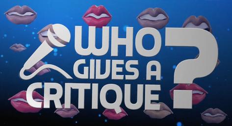 Who Gives A Critique.
