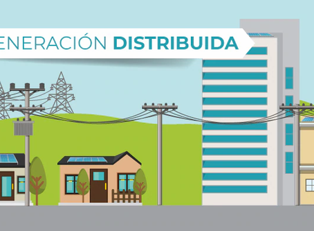 Regulación de la Generación Distribuida  en México