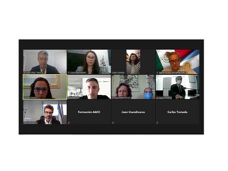 Seminario Virtual: ¿Cómo hacer Negocios con México?