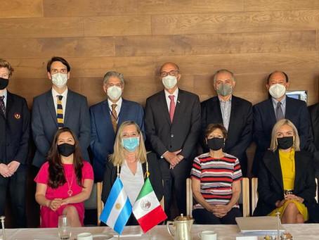 Encuentro de Empresas Argentinas en México