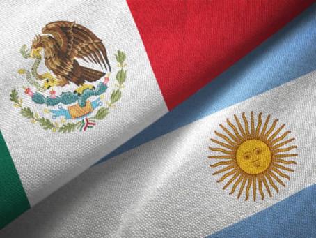 CONOCE EL DESARROLLO HISTÓRICO DE LA RELACIÓN BILATERAL  MÉXICO – ARGENTINA