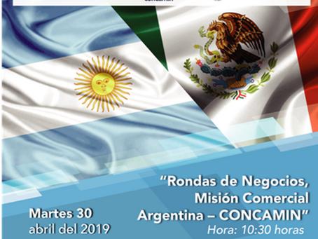 Misión Comercial de Empresas Argentinas en México