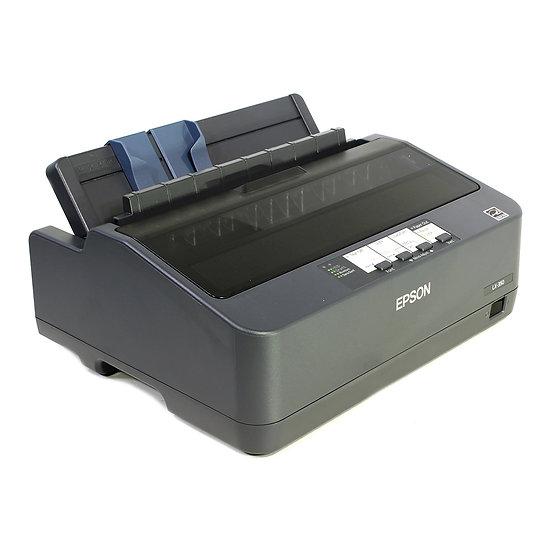 Impresora EPSON LX-350Matriz