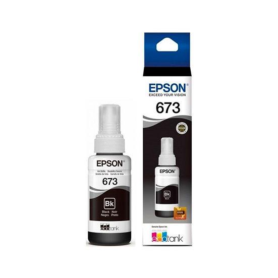 Tinta Epson T673 Black