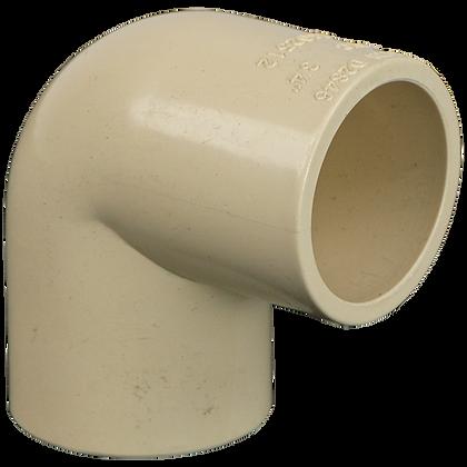 C-PVC CODO LISO 90°