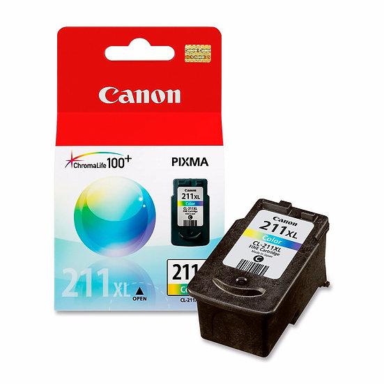 Tinta Canon CL211XL