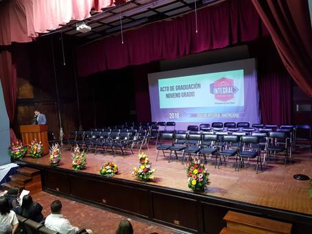 Graduaciones 2018