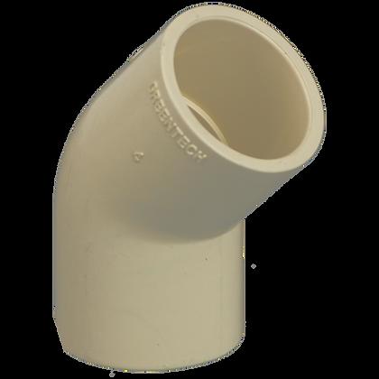 C-PVC CODO 45°
