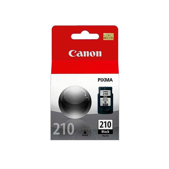 Tinta Canon PG210 negro