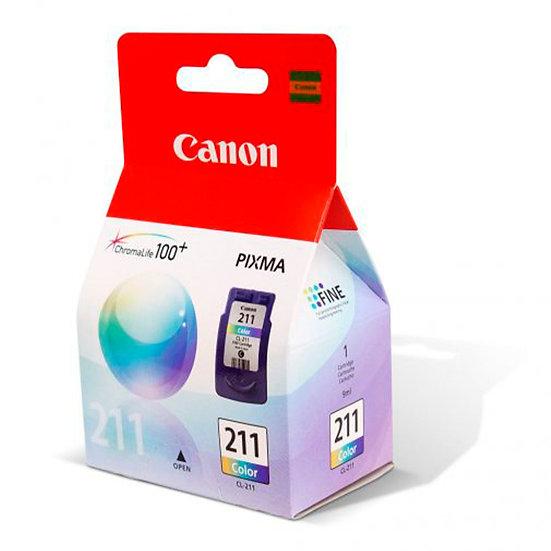 Tinta Canon CL211