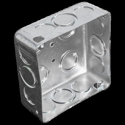 ZEL CAJA ELECTRICA METAL C/24 4X4