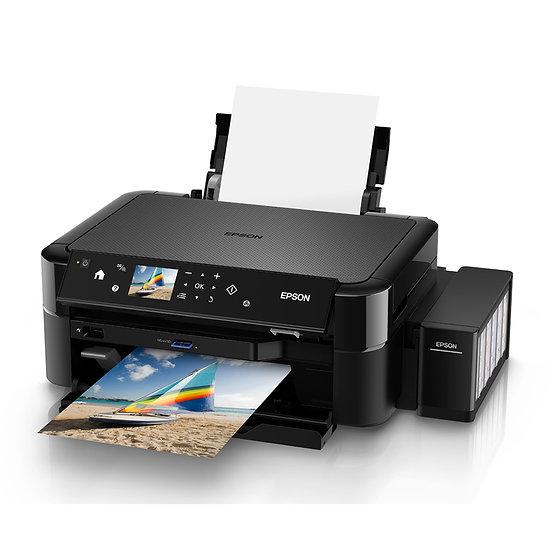 Impresora EPSON L850 Multifuncional CD/DVD