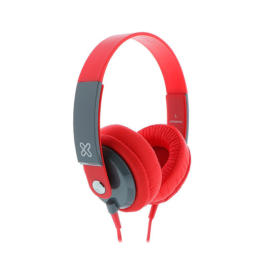 Headset KLIP XTREME KHS-550RD