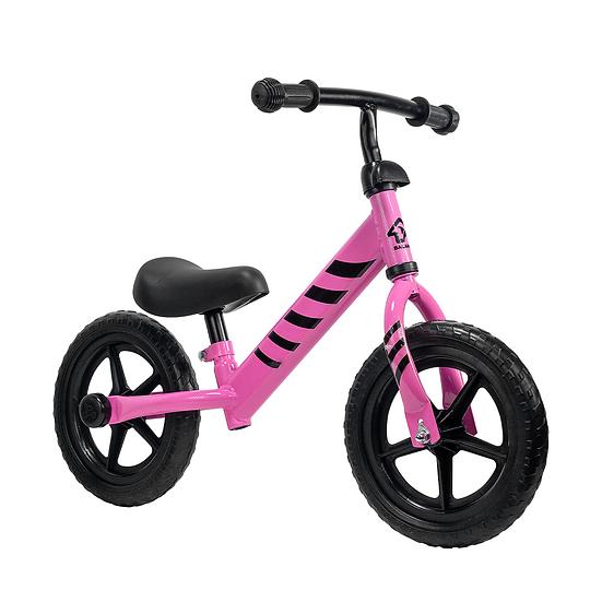 Bicicleta Kinderma Rosada Rayas