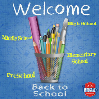 ¡Welcome to this back to school!