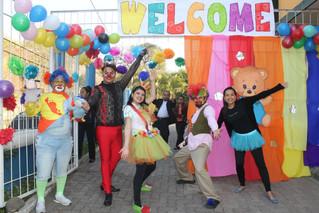Bienvenid@s al Ciclo Escolar 2018