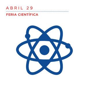 ABRIL 29 Feria Científica