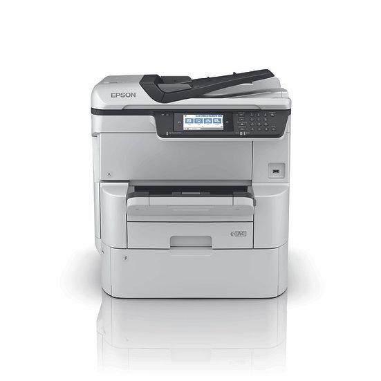 Impresora Epson WorkForce Pro WF-C878R