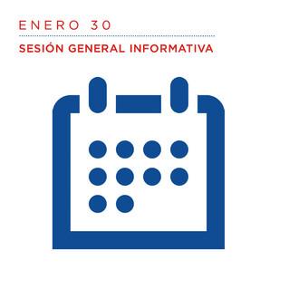 Sesión General Informativa