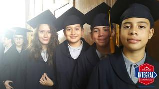 ¡Sexto primaria en Graduación 2015!