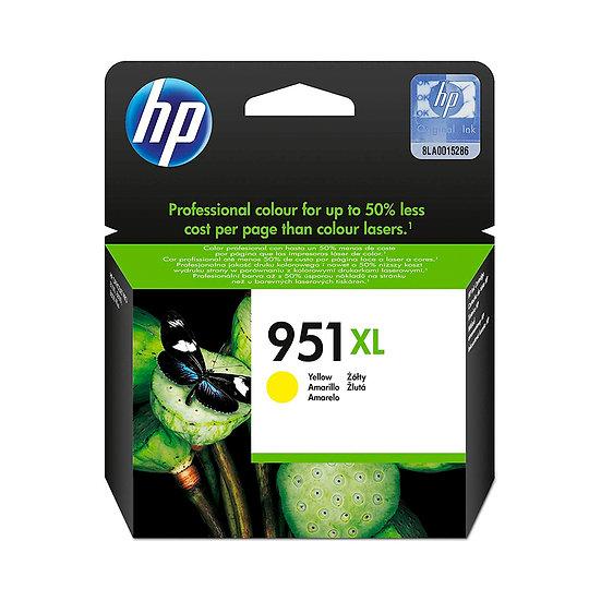 Tinta HP 951XL Yellow