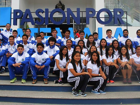 Destacada participación en Juegos Clasificatorios Rumbo a Managua 2017