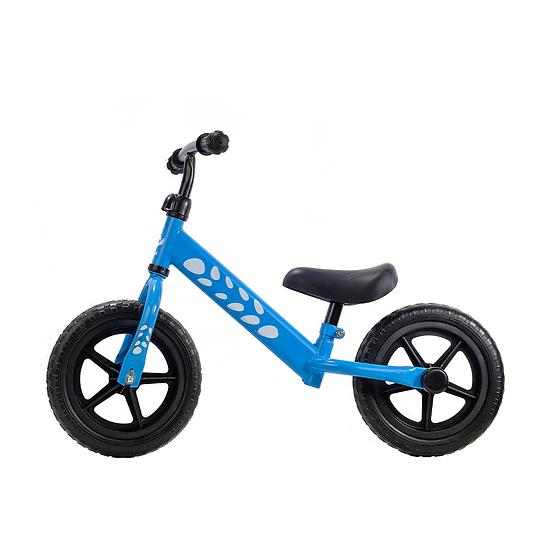 Bicicleta Kinderma Azul Puntos