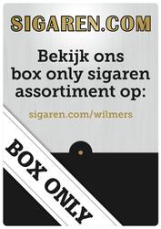 Assortiment box only sigaren