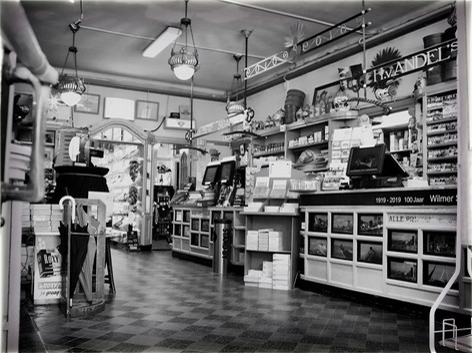 Wilmer's Sigarenmagazijn - winkel