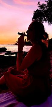 Sigarenliefhebber - vrouw