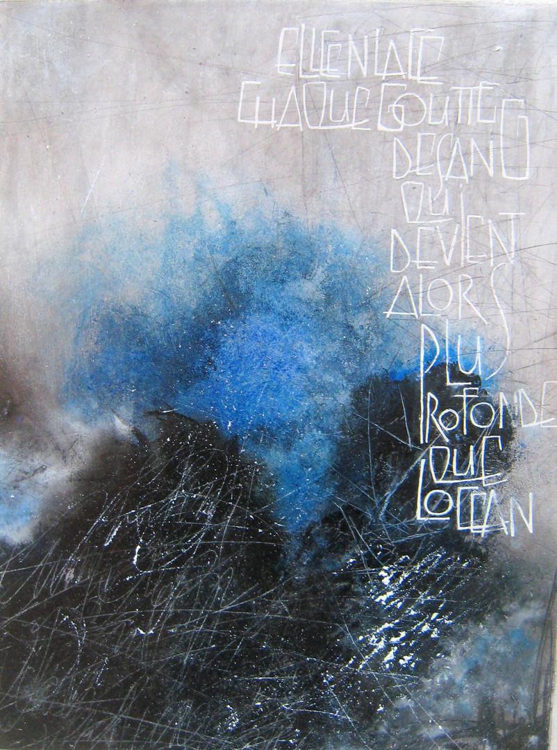 Françosie Michaud - calligraphie
