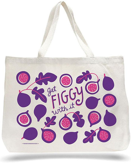 Get Figgy (Tote)