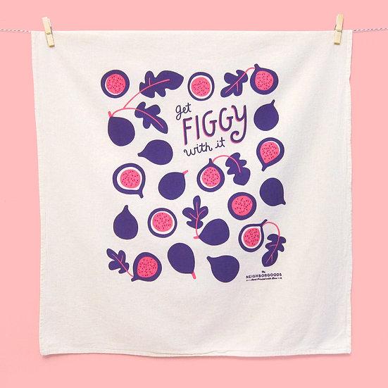 Get Figgy (Towel)