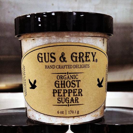Organic Ghost Pepper Sugar